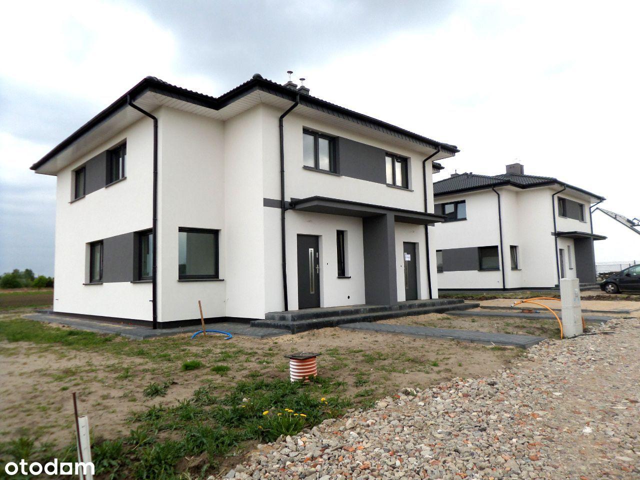 Nowe domy w Rokietnicy/ogrz podłogowe