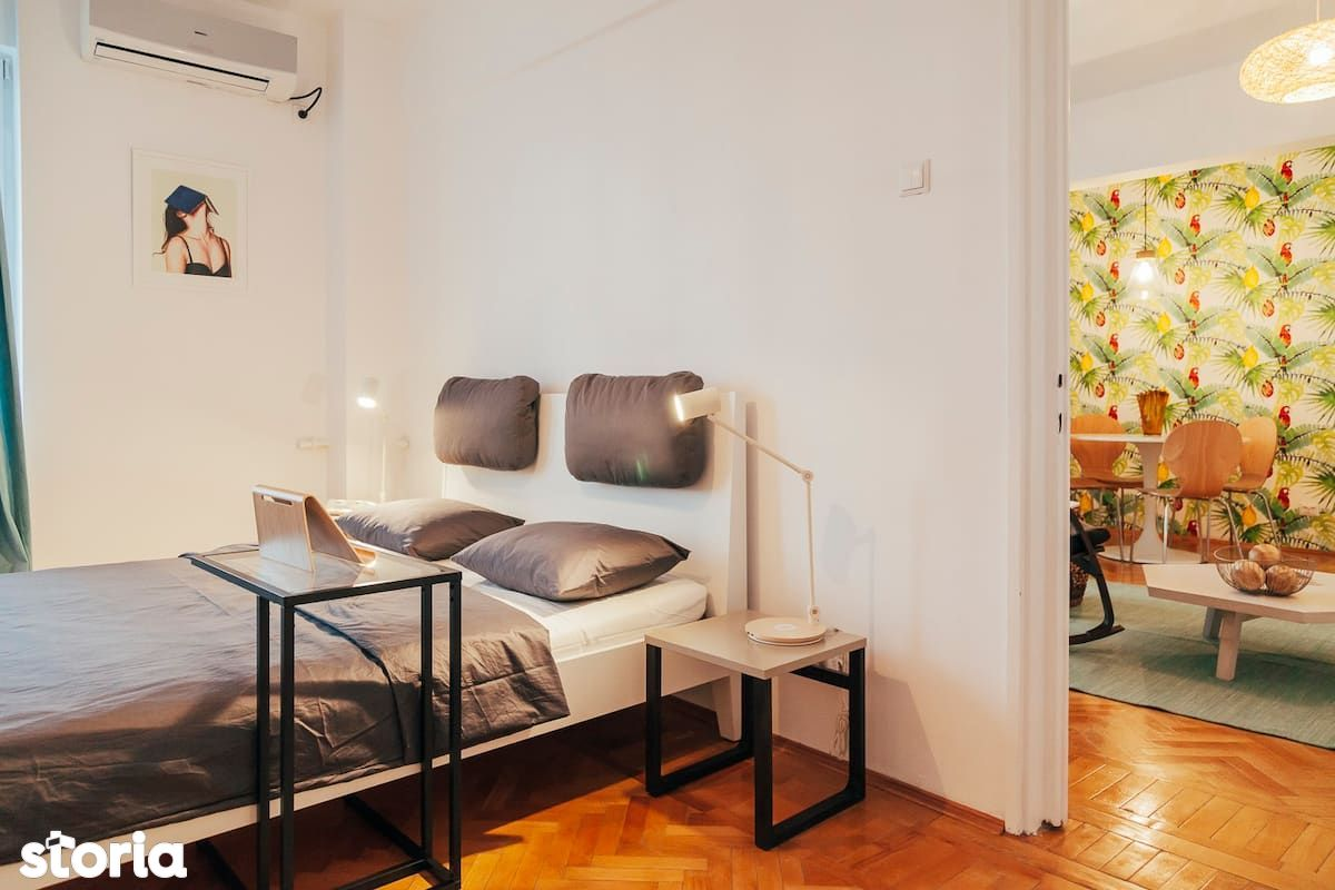 Inchiriere apartament 2 camere TINERETULUI LUX