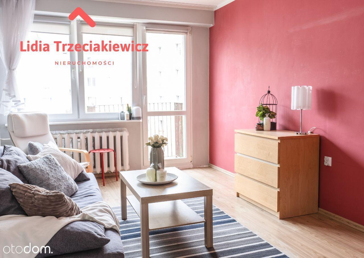 Zadbane, dwupokojowe mieszkanie 38m2 Centrum