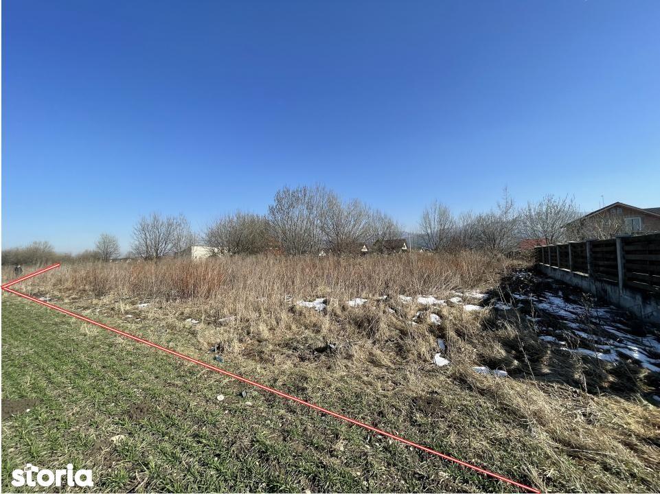 Teren intravilan 948 mp-zona Cristian Brasov