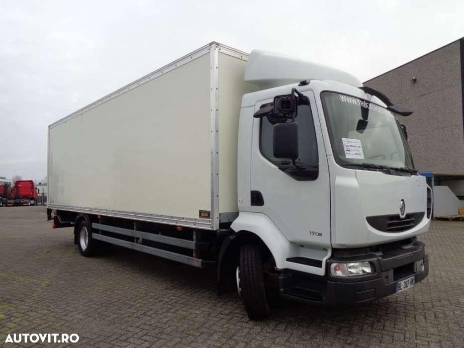 Renault Midlum 190 DXI + Manual + LIFT + euro 4 - 3