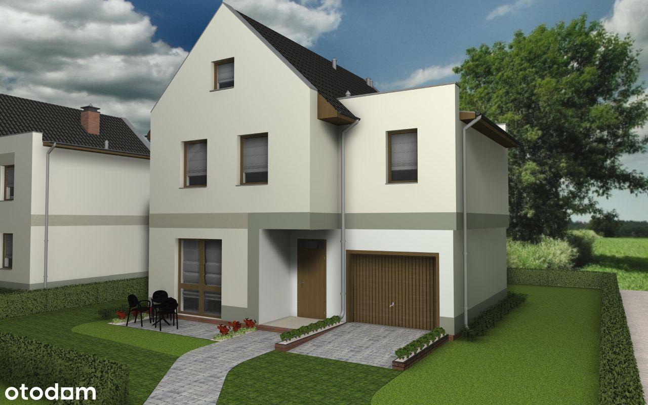 Dom wolnostojący 125,60 m2 / garaż + miejsce posto