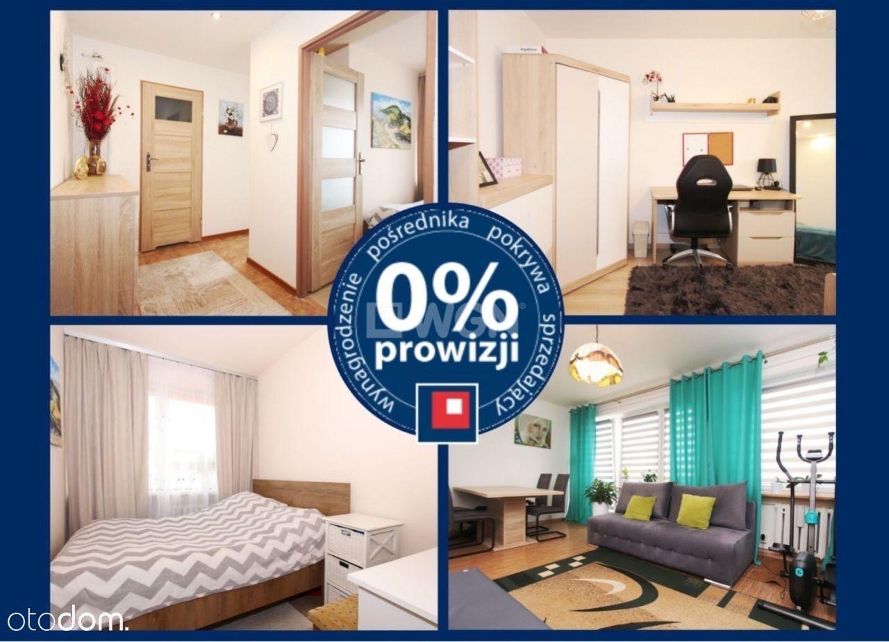 Mieszkanie 60,7 m2, M-4, IV piętro, Lublin, Czuby!