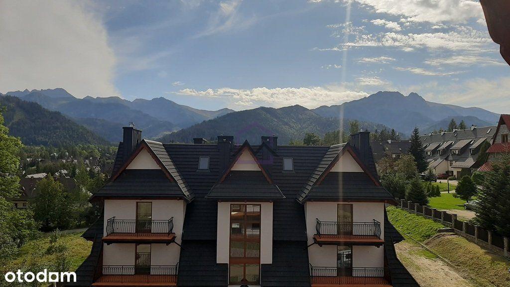 Apartament z widokiem na panoramę Tatr! 8% Vat!