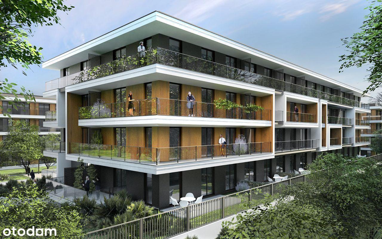 Apartament 54 m2 - idealna lokalizacja