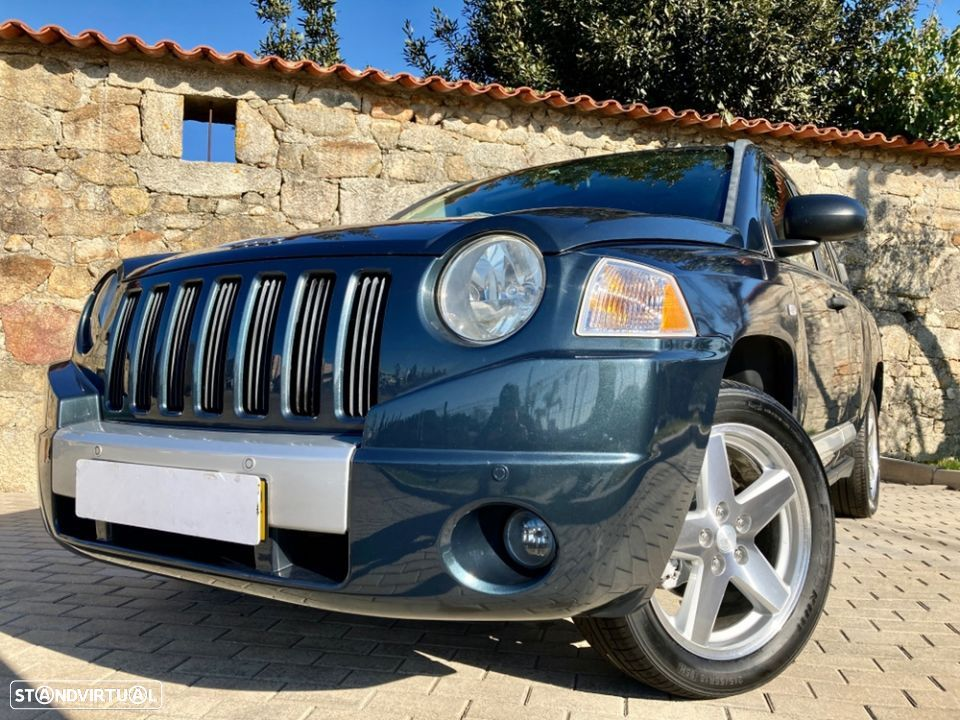 Jeep Compass 2.0 CRD Limited - 11