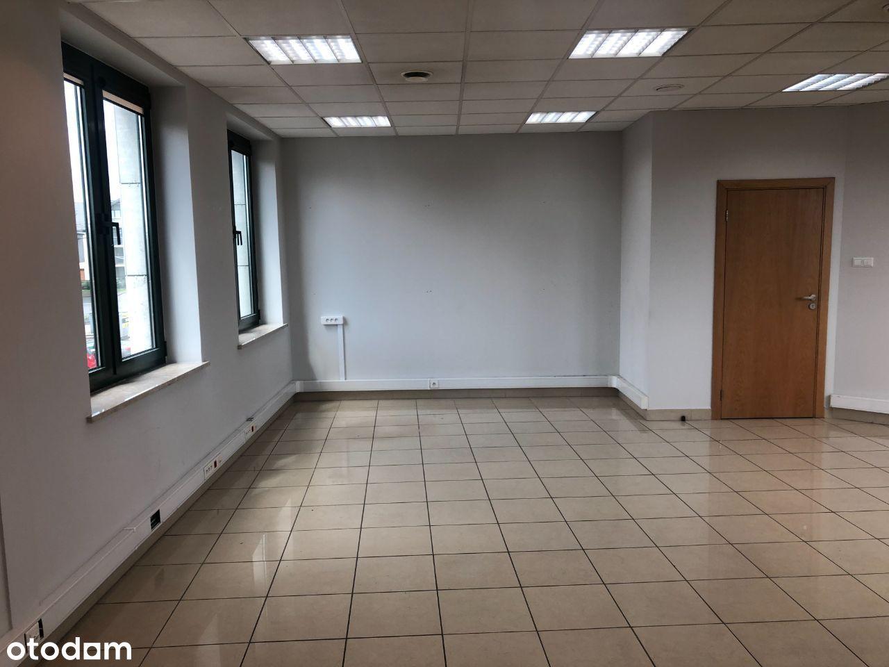 Lokal biurowy (40m²) przy ulicy Jasnogórskiej