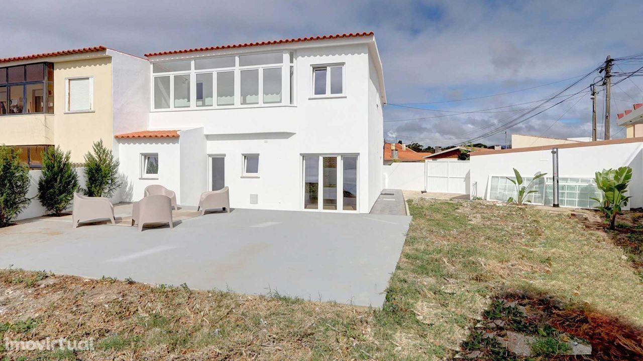 Estoril Bicesse moradia com 4 quartos remodelada