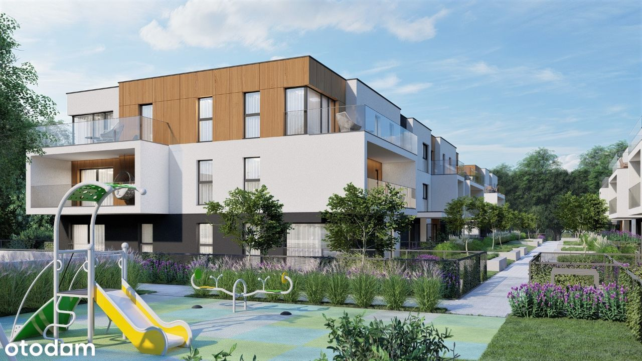 Apartamenty Czeremchowa, 4 pokoje, Loggia 16 m2.