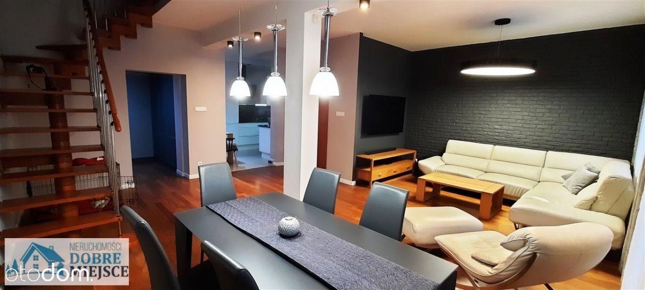 Apartament dwupoziomowy 108 m2 Fordon