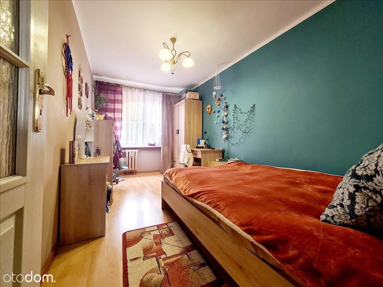 61 m2, 3-pokojowe rozkładowe mieszkanie, loggia!