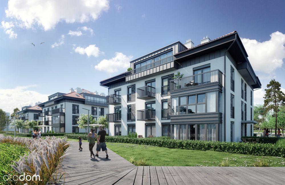 Apartament 37,06mkw Półwysep Dziwnów B1.21