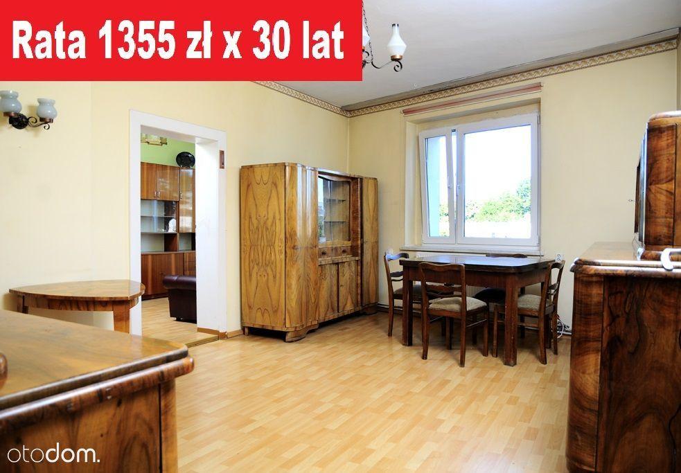 Mieszkanie 1355 zł/m-c, 93,2m I-piętro 4 pok garaż