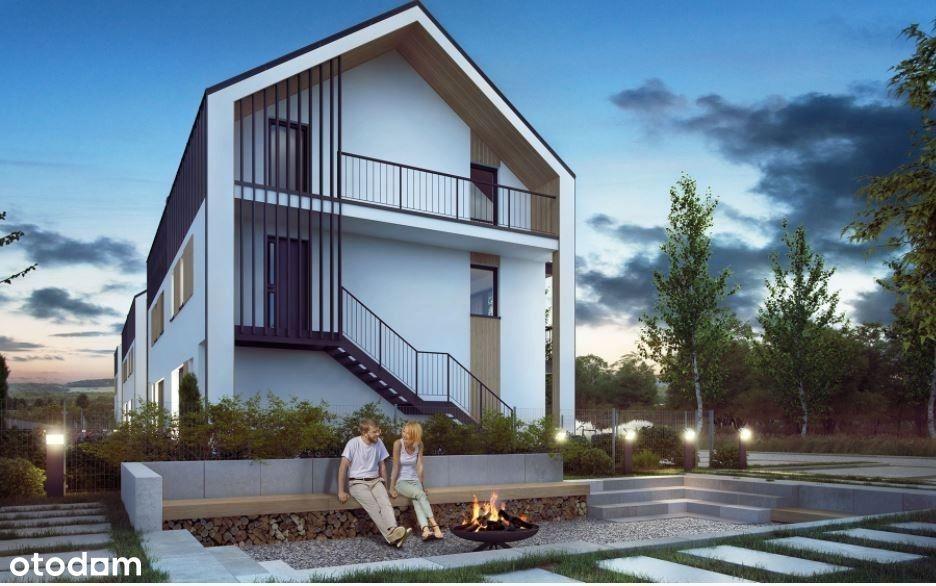 Kameralne mieszkanie w zielonej okolicy