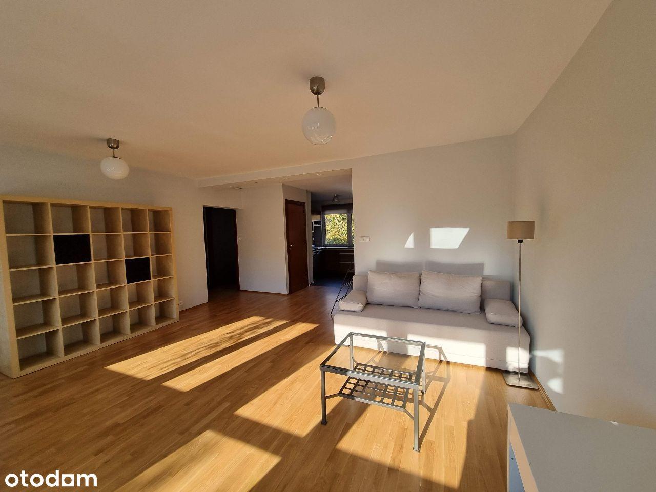 Przestronne i jasne mieszkanie 2-pokojowe