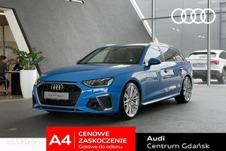 Audi A4 S line / 2021 / 4 pakiety / Technology / Comfort / Exteriour / Travel