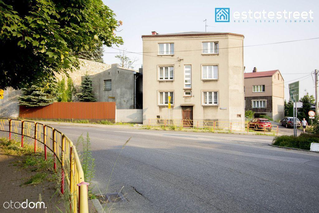 Kamienica z trzema mieszkaniami Będzin Grodziec
