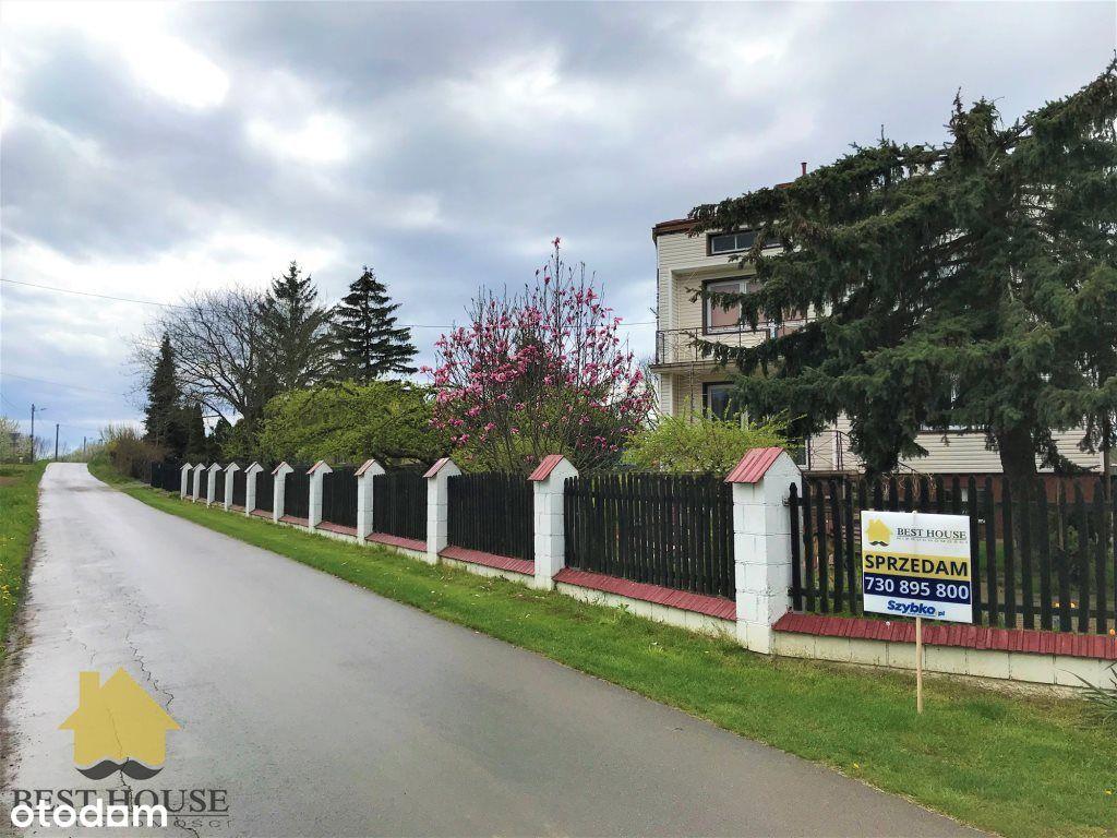 Oferujemy dom z działką położony w Miłocinie