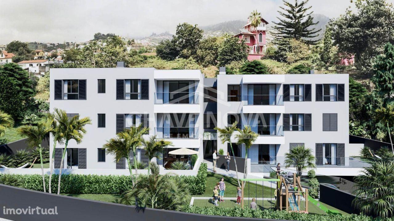 Apartamento T3 em construção nas Madalenas (Funchal)