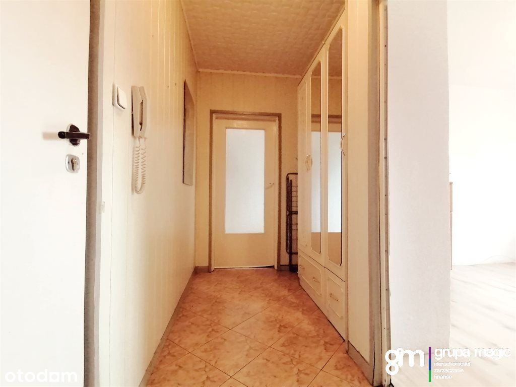 Mieszkanie, 40 m², Toruń