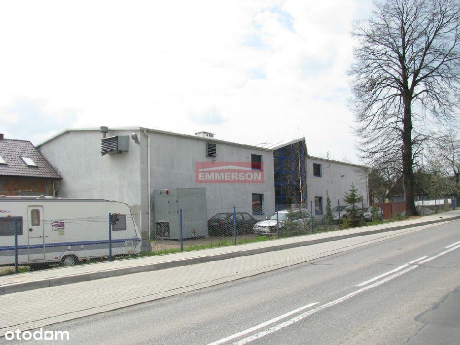 Lokal użytkowy, 520 m², Sułków
