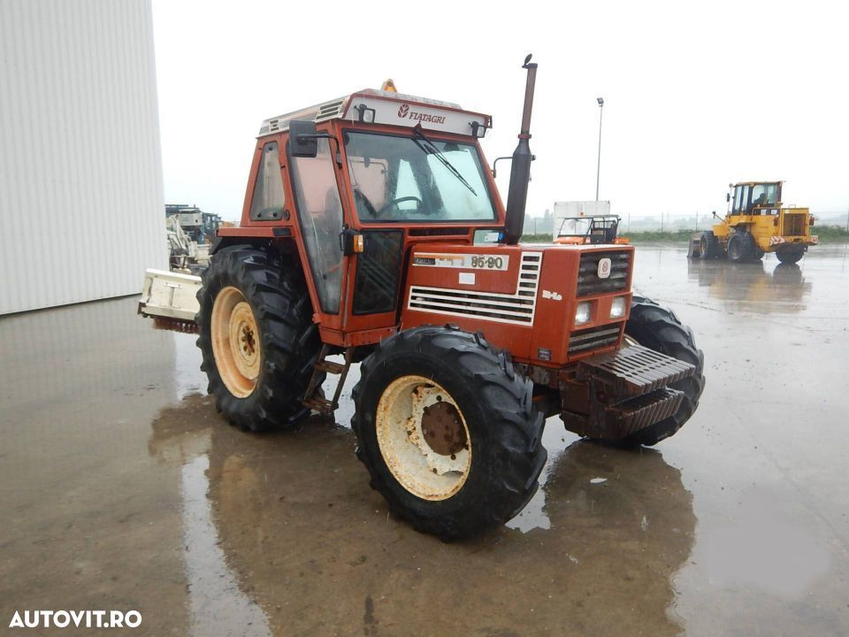 Fiat Agri DT 85.90 Tractor 4X4 - 2