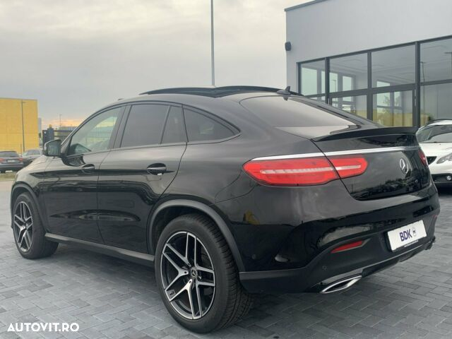 Mercedes-Benz GLE Coupe - 20