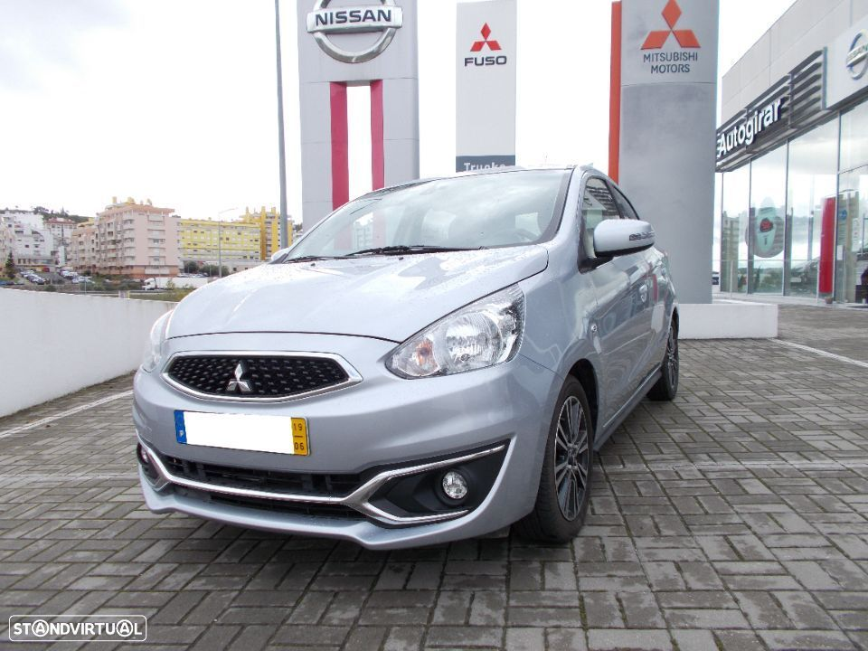 Mitsubishi Space Star 1.2 Intense CVT - 1