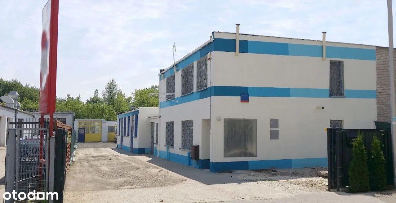 Hala/Magazyn, 448 m², Warszawa
