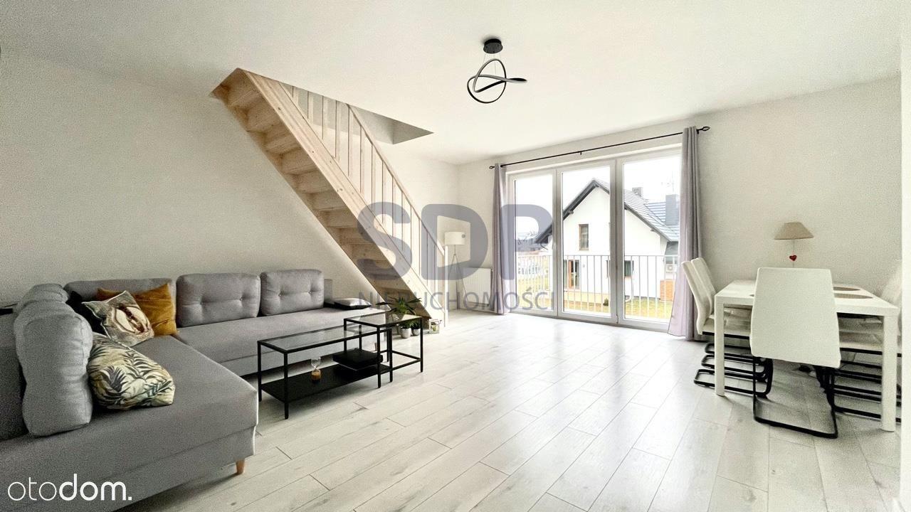 Wyjątkowe mieszkanie 124m2w domu szeregowym