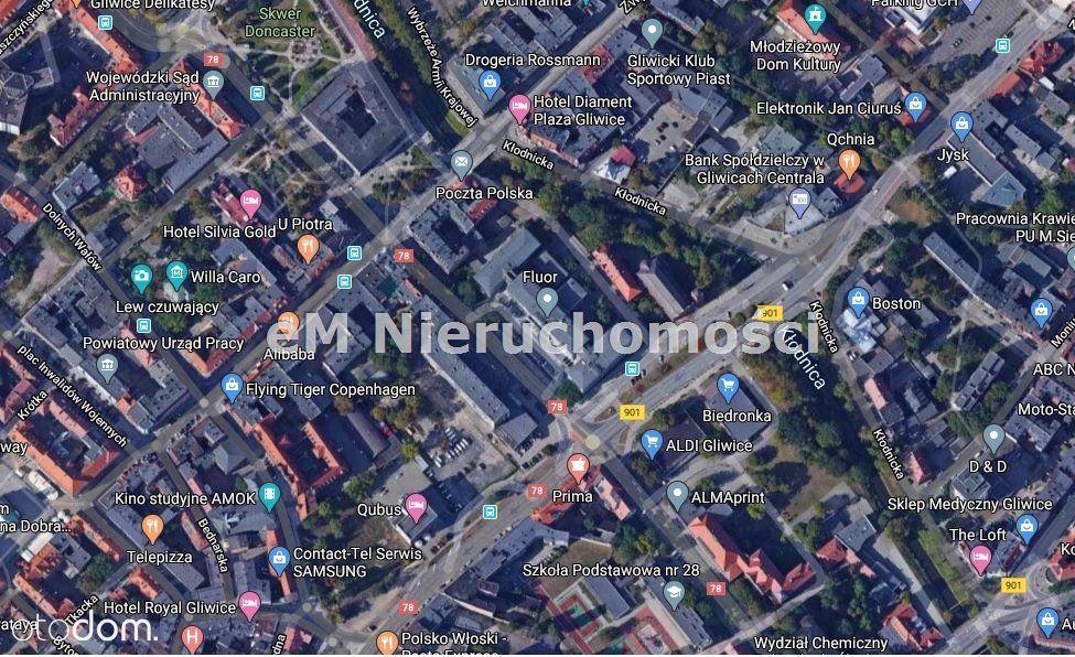 Lokal użytkowy, 750 m², Gliwice