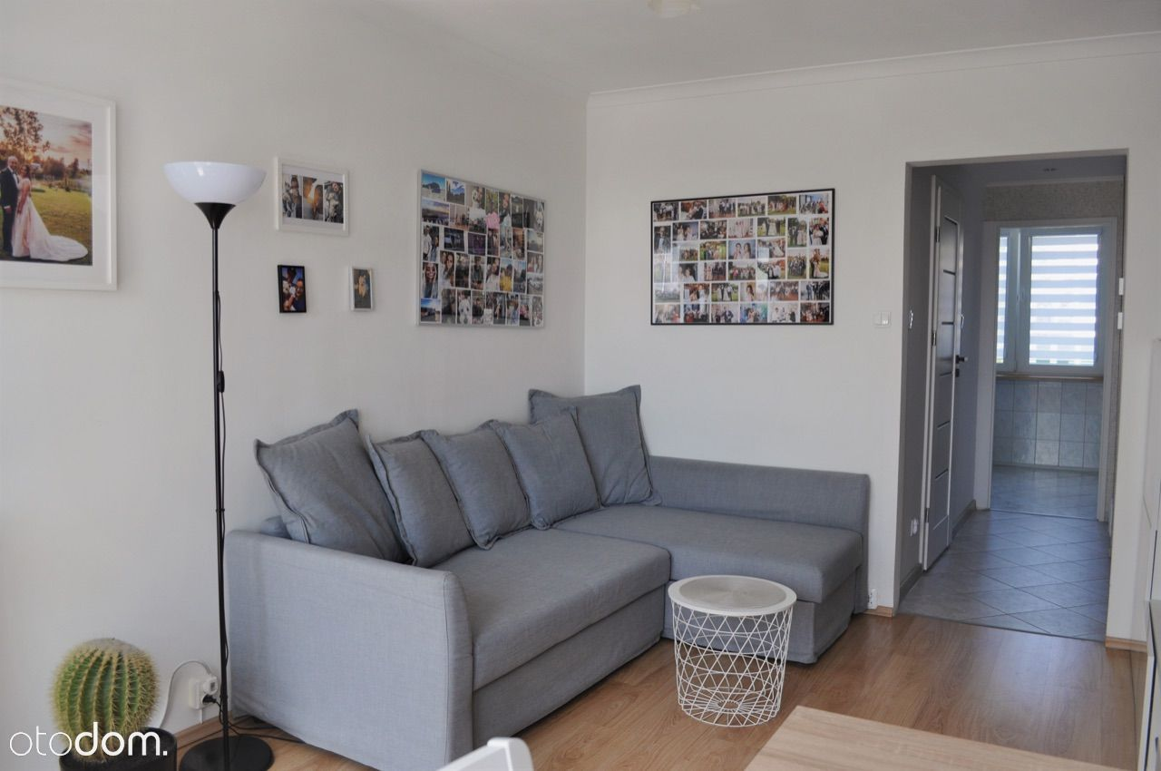 3 pokoje, 49m, Lublin, Krańcowa + wyposażenie, AC