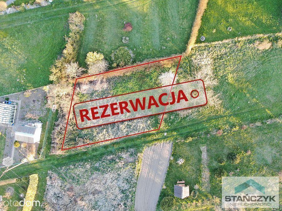 Działka 447 m2 Rekreacyjno- Ogrodowa - Blisko Morz