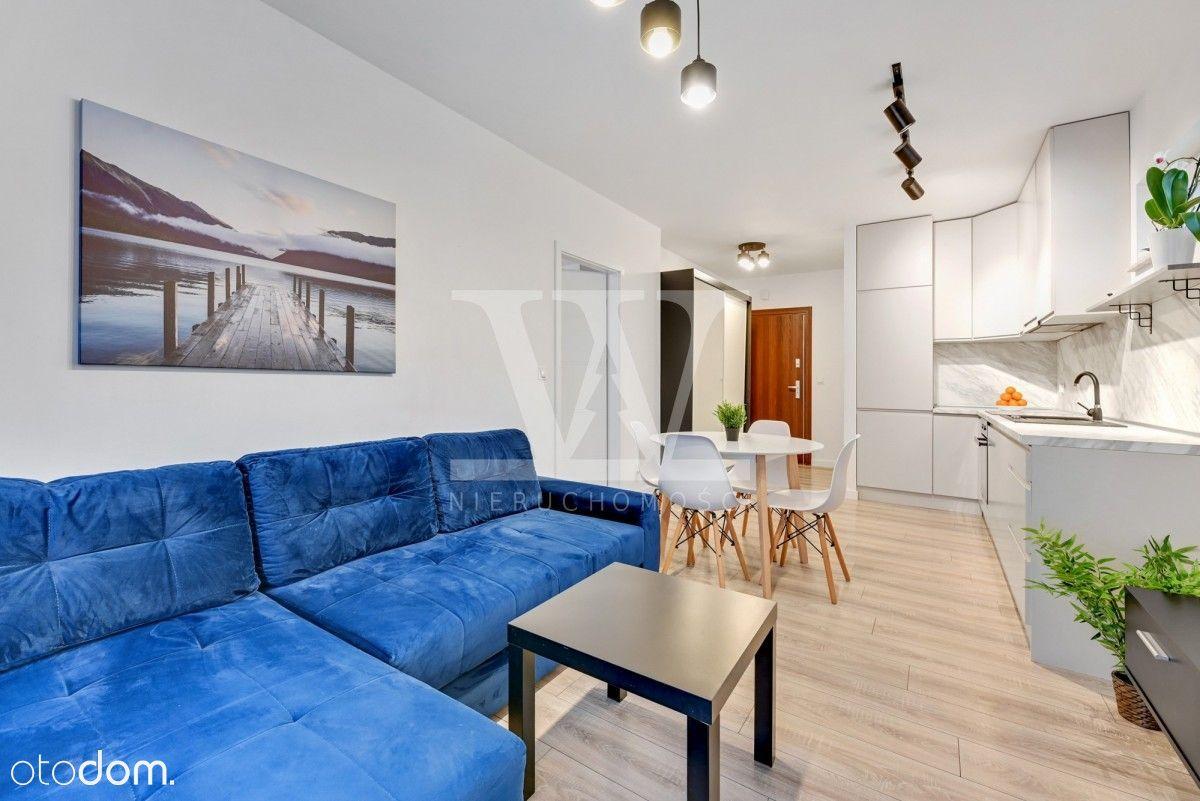 Mieszkanie 2 pokoje z ogródkiem Gdańsk