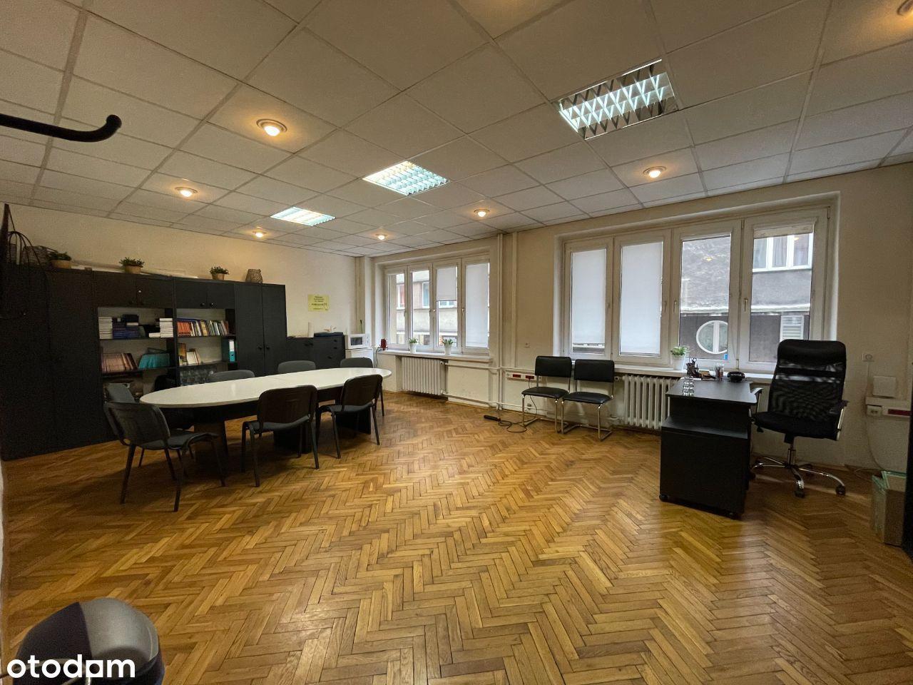 Gotowiec inwestycyjny! Lokal biurowy 34m2, centrum