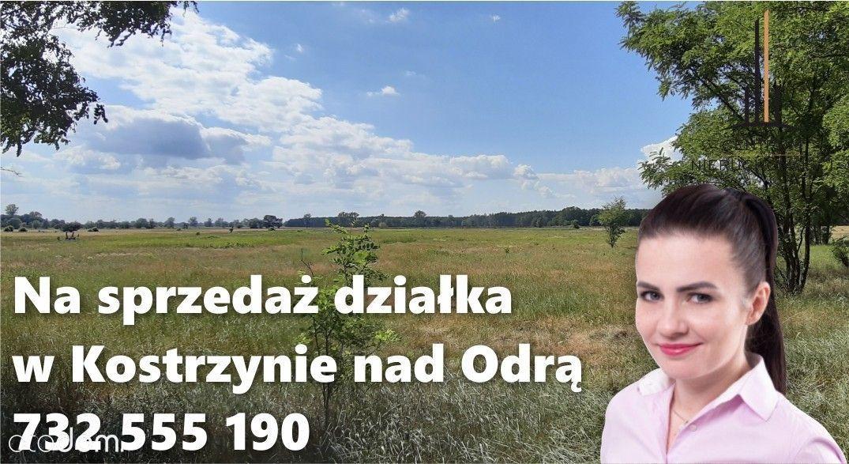 Działka Kostrzyn nad Odrą, oś. Szumiłowo 1,24 ha