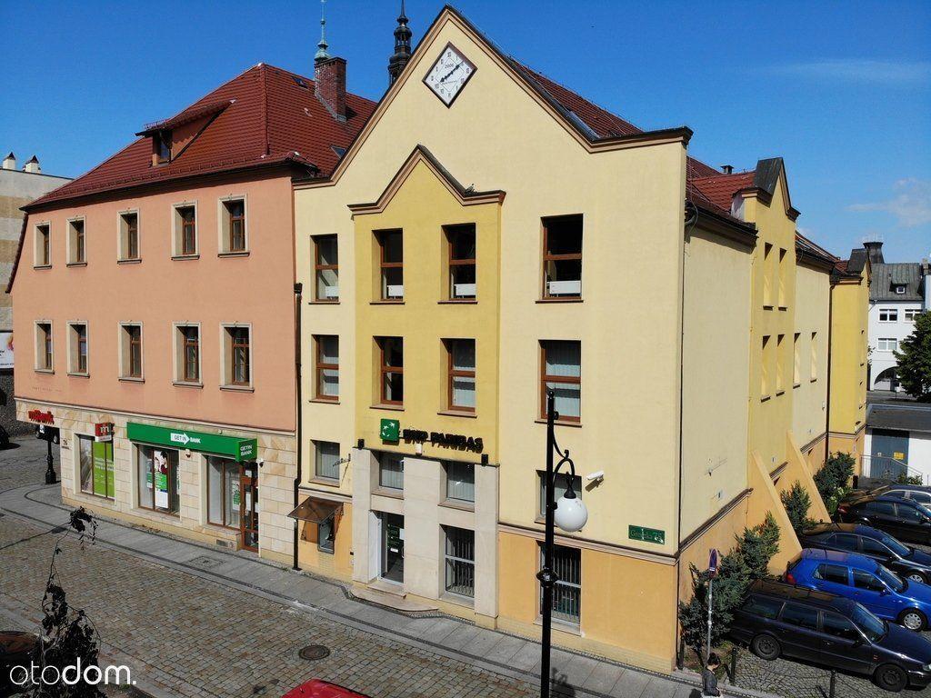 Kamienica w centrum Legnicy, 1000 m2