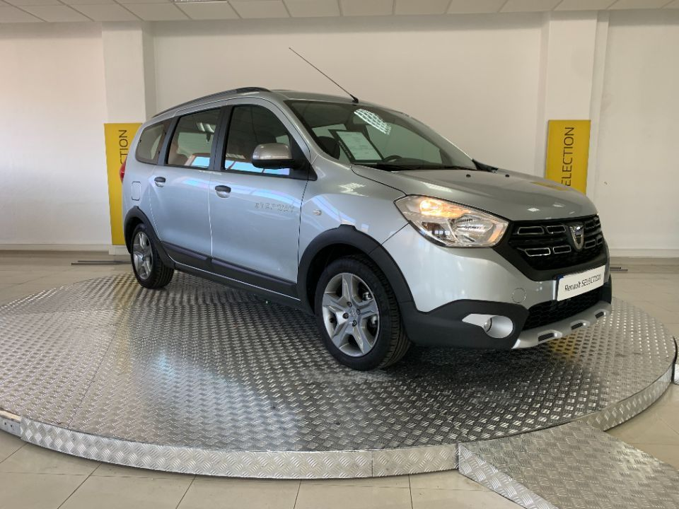Dacia Lodgy 1.5 Blue dCi Stepway 7L