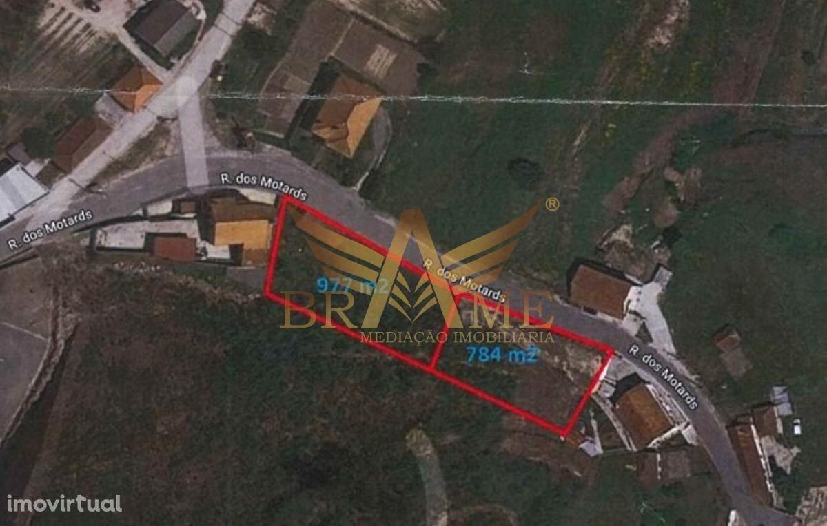 Terreno para Construção com Área de 784 m2 - Figueiras - Lousada
