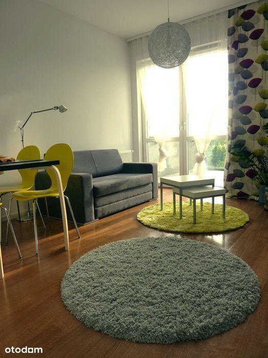 Klimatyczne mieszkanie z osobą sypialnią-Bronowice
