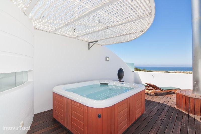 Oceanview Apartment - Dunas Douradas - Jacuzzi - Perto da Praia