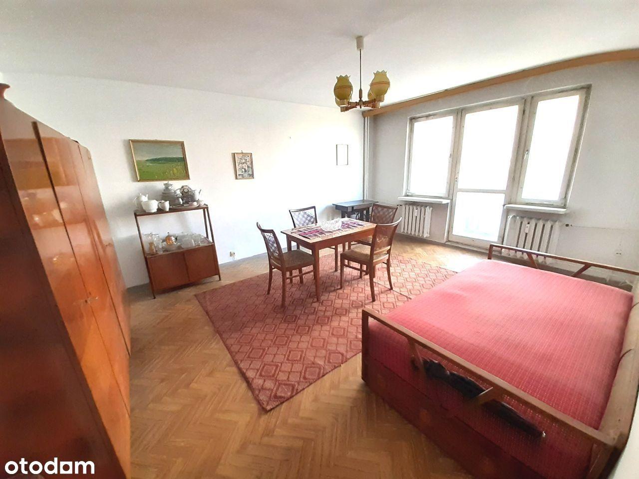 Mieszkanie 2-Pok. 46,3m2 Z Balkonem i Piwnicą