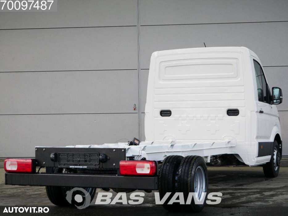 Volkswagen Crafter 2.0 TDI 177PK Chassis cabine Dubbellucht Airco Cr... - 4
