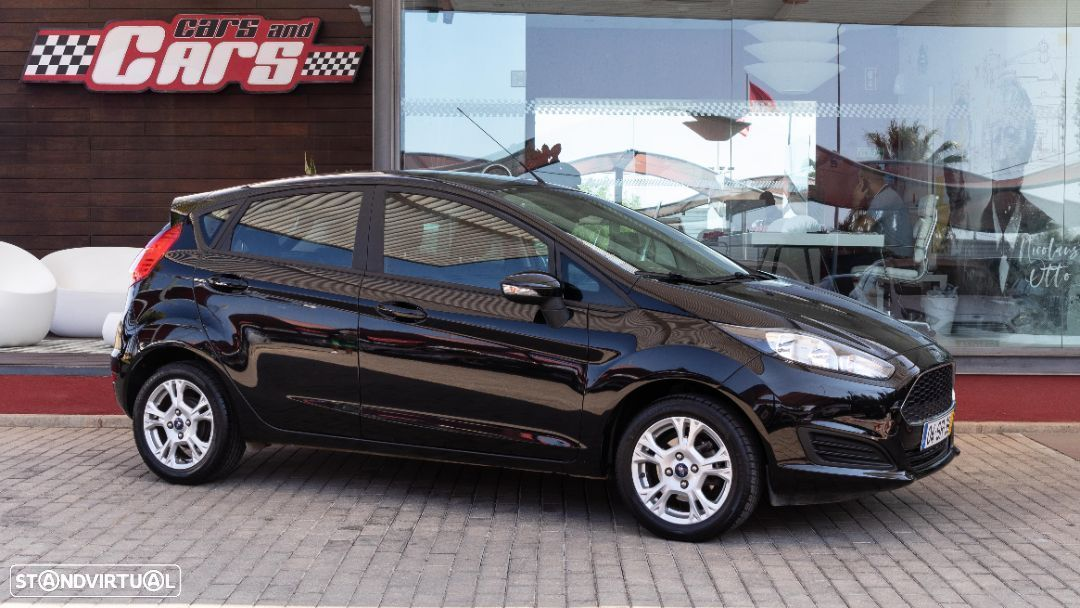 Ford Fiesta 1.0 Ti-VCT Trend - 17