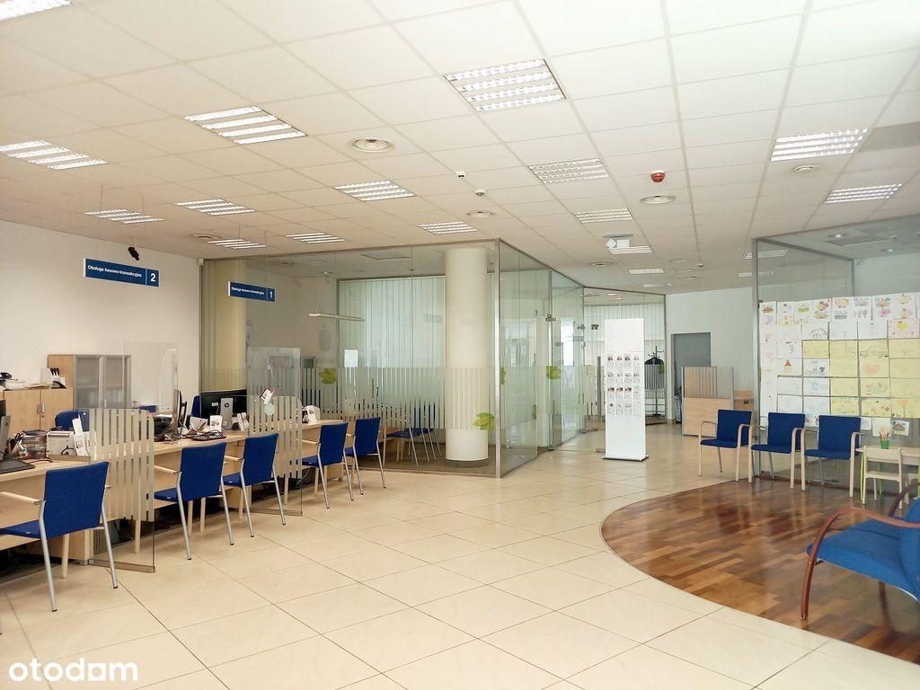 Biuro na parterze w prestiżowym budynku