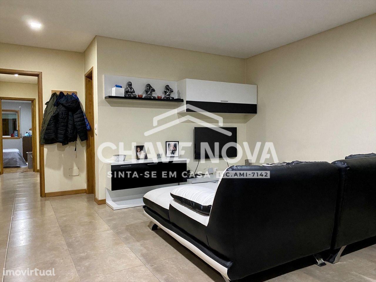 Apartamento T2 - Caldas São Jorge