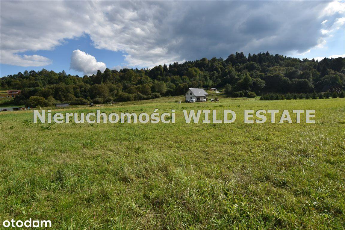 Działka, 3 025 m², Lesko