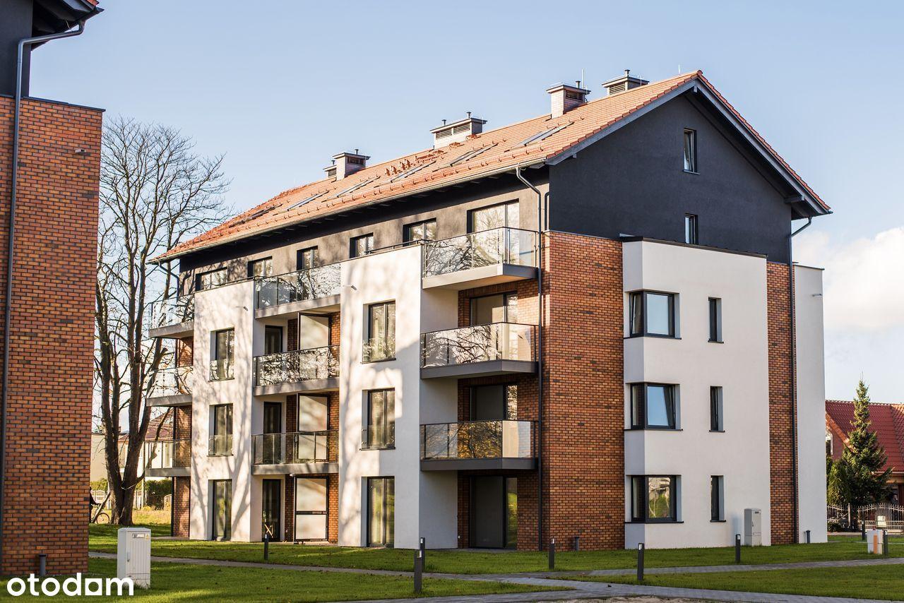 Nowoczesne mieszkanie z balkonem (C15)