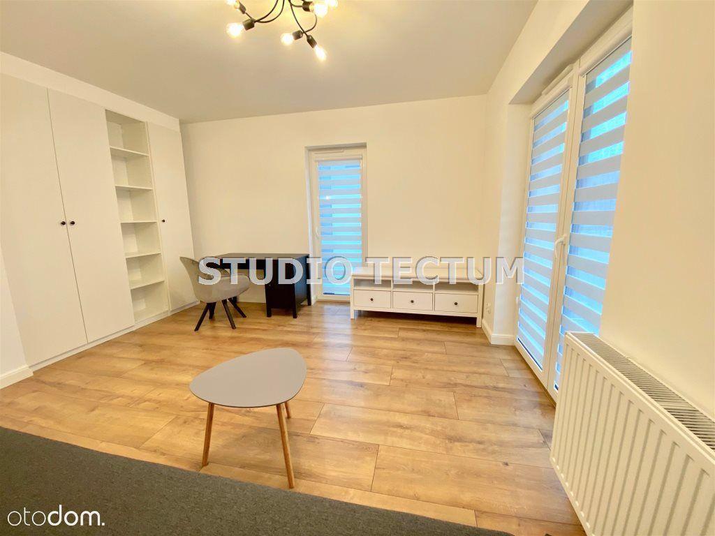 Borek-Ruczaj-nowe 2 pokoje umeblowane, garaż