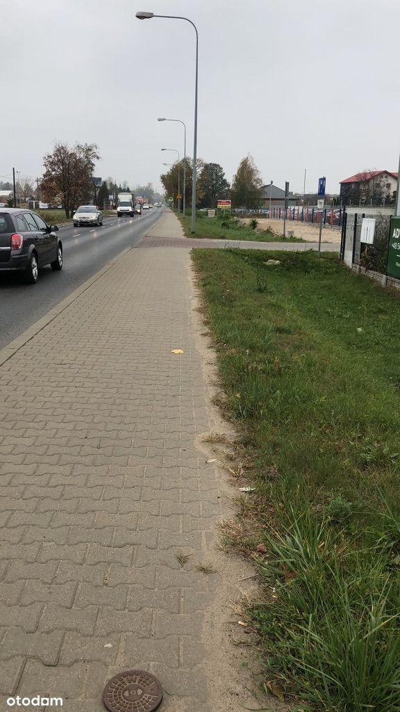 do wynajęcia działka Białołęka od 500m do 17000m2